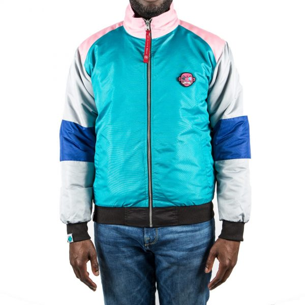 WINDBREAKER TEAL SIDE